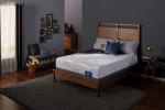 SERTA PERFECT SLEEPER CALEDONIAN GEL MEMORY FOAM PLUSH