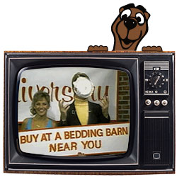 Bedding Barn Commercials