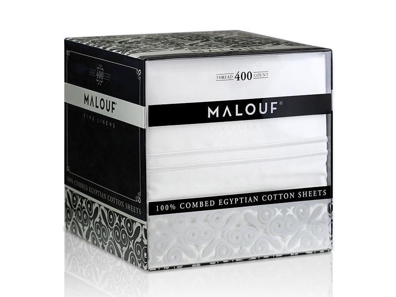 Malouf 400 Tc Egyptian Cotton Sheets