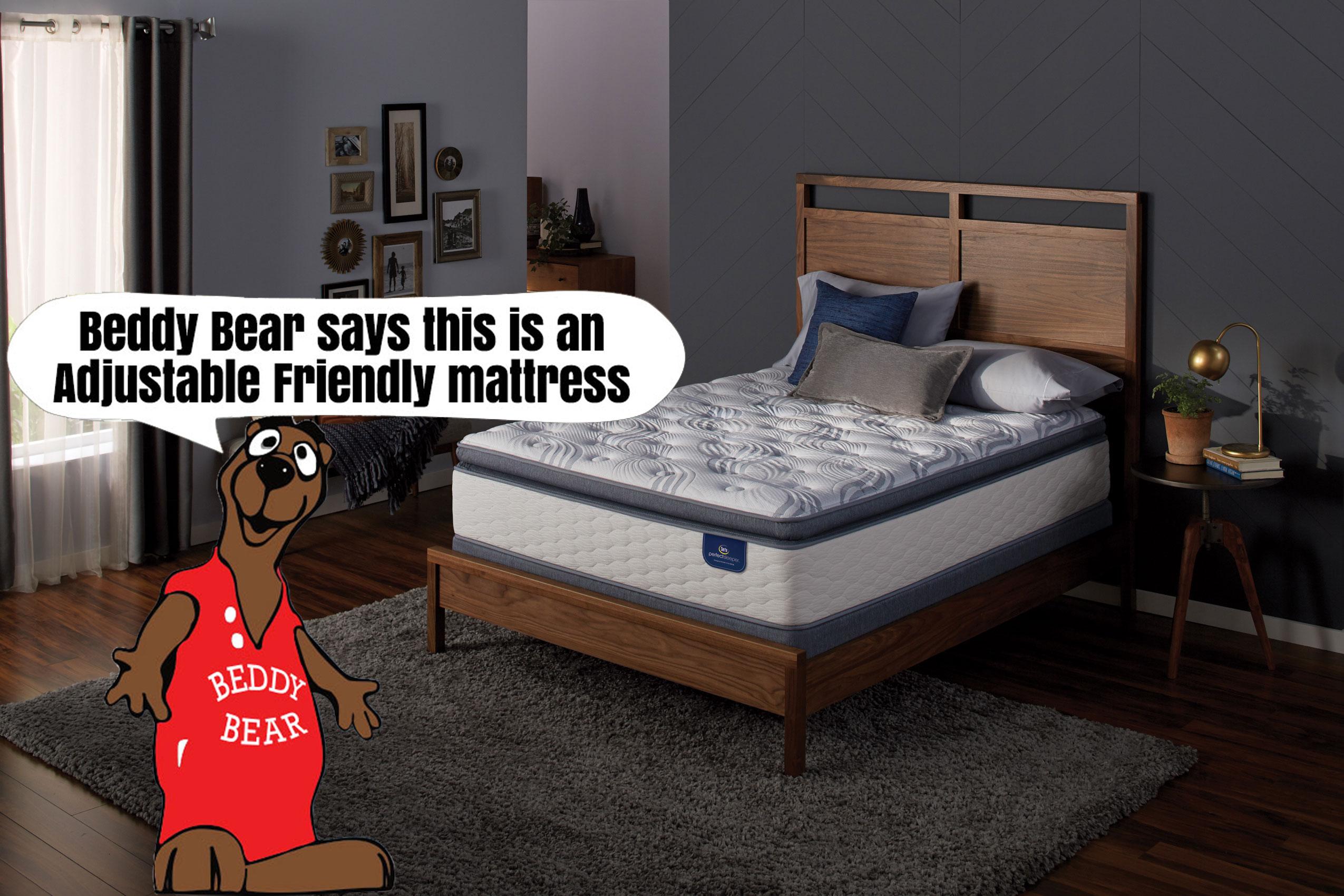 Bedding Barn Serta Perfect Sleeper Kirkville Pillow Top